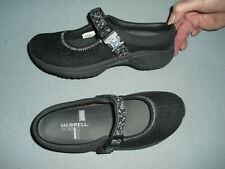 Merrell Enore OrthoLite misses Mary Jane shoes Sz 6 black