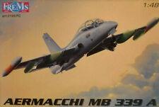 FREMS 1:48 KIT AEREO AERMACCHI MB 339 A + FOTOINCISIONI EDUARD   ART 199/FC