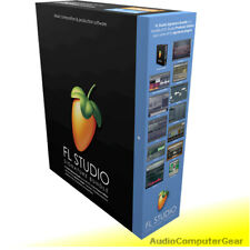 Image Line FL STUDIO 20 SIGNATURE BUNDLE Software DAW Latest Full Version NEW