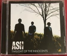 Ash. Twilights Of The Innocents. 2007 CD Album. Infectious - 12 Tracks