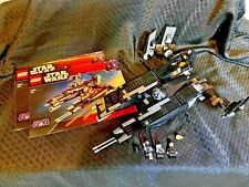 Lego Star Wars Set: Rogue Shadow 7672 with Instructions: 100% Complete