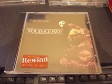 DEAD OR ALIVE YOUTHQUAKE CD 11 TRACKS  FREEPOST