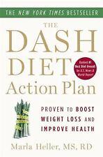 A DASH Diet Book: The Dash Diet Action Plan : Proven to Lower Blood Pressure...