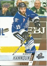 Dante Hannoun #284 - 2017-18 CHL - Base - Victoria Royals