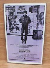 "Robert De Niro ""Taxi Driver"" 17"" x 11"" Movie Poster Only (Mp4307) *Read*"