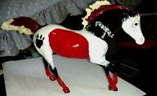 "Custom Painted Breyer Horse ""Running Fantasy Cat""-Breyerfest Model {Rare}"