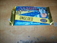 MTG UNGLUED SEALED BOOSTER PACK FREE SHIPPING WITH TRACKING