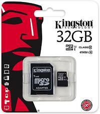 Kingston 32GB microSD UHS Class 10 C10 micro SD SDHC 32G microSDHC SDC10G2/32GB