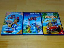 Lilo & Stitch - 3 DVD Walt Disney