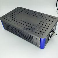 Best Aluminium Alloy sterilization tray box case extra big surgical instrument