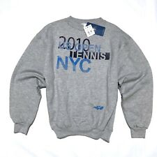 Nwt Us Open 2010 Nyc Tennis L Large Adult Sweatshirt Augusta New York Crew