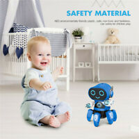 Toys For Boys Robot Kids Robot Toddler 3 4 5 6 7 8 9 Year Old Age Boys Cool Gift