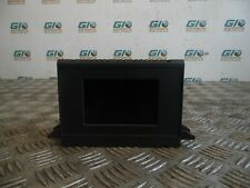 2010-2014 VAUXHALL CORSA D A14XER MULTI-FUNCTIONAL DISPLAY UNIT - 13381204 (D91)