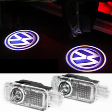 2x LED Door Laser Projector Light For Volkswagen VW Passat B5 B5.5 Phaeton