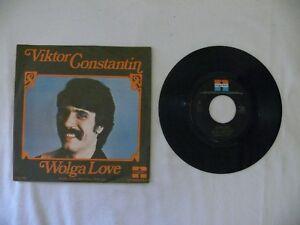 "Victor Constantin - Wolga Love - Cara Nia - 7"" Single 7519"