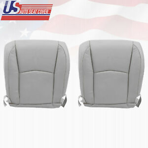 Fits 2004 2005 Lexus RX330 Driver- Passenger Bottom Replacement Seat Cover Gray