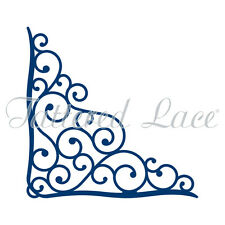 TATTERED LACE CUTTING DIE - SPARKLE CORNER - STEPHANIE WEIGHTMAN FREE UK P+P