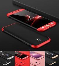 Hülle für Samsung Galaxy J3 J5 J7 2017 Full Cover 360° Grad Handy Schutz Case