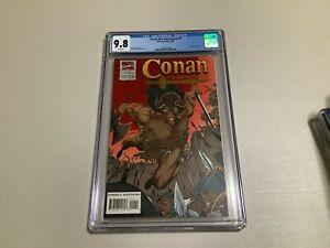 Conan The Adventurer #1 CGC 9.8