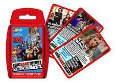 Top TRUMPS - The Big Bang Theory 4035576061908