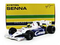 Sadhna Senna Toleman Tg184 #19 Formula 1 1984 1:18