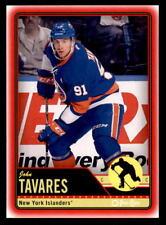 2012-13 O-Pee-Chee Red #448 John Tavares Parallel Rare (ref 33053)