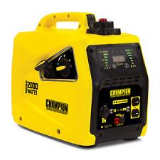 100306R- 1600/2000w Champion Power Equipment Inverter - REFURBISHED