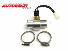 Universal Alloy Electric Cooling Fan Switch Kit, For 32mm ID Hose with Clips