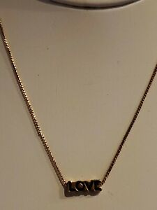 Alex and Ani 18 Love Adjustable Necklace (14KT Rose Gold Plated) NWT $98