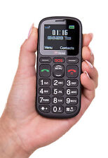 TTfone Comet Big Button Senior Emergency Mobile Phone Vodafone Pay As You Go