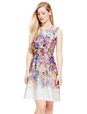 Marks and Spencer Women's Floral Skater Dresses