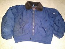 POLO RALPH LAUREN JACKET BOMBER FLIGHT DOWN L MEN HIKING SPORT NAVY MILITARY MA1