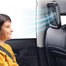 Mini ventilateur USB pliable ventilateur de siège arrière de voiture électrique