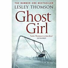 Ghost Girl (The Detective's Daughter)-ExLibrary