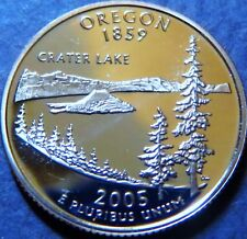 "> OREGON  2005-S  STATE QUARTER DOLLAR ""PROOF"", 2005 San Francisco Mint Coin #3"