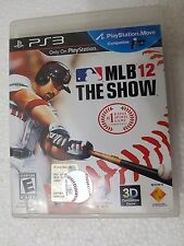 PS3 MLB 12 : THE SHOW
