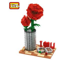 Loz Rose, Brick, Block,Model, Love, Valentine, Engagement Display, Wife, Husband