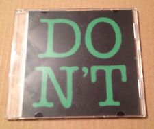 Ed Sheeran - Don't Official Promo Dutch Cd Ultra Rare! 2014 Divide