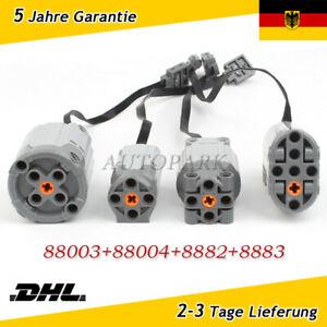 4X Motor Für LEGO 8882/8883 88003/4 Motoren Motor Lego Technik X/XL/M/Steering