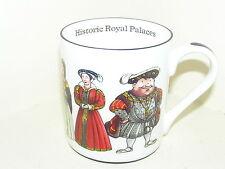 WILLIAM EDWARDS MUG HENRY VIII & SIX WIVES HISTORIC ROYAL PALACES SERIES HP