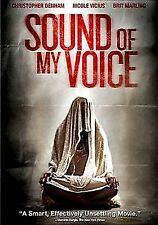 NEW DVD //SOUND OF MY VOICE  /CHRISTOPHER DENHAM, NICOLE VICIUS // PSYC THRILLER
