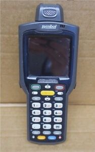 Motorola MC3090-RU0PPBG00WR Rugged Handheld PDA Barcode Scanner/Computer-Issue