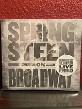 Springsteen on Broadway Live Recording Audio CD, Import [2018]