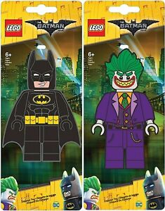 Lego Batman Luggage Tag DC Comics Joker Tag Travel Suitcase Label
