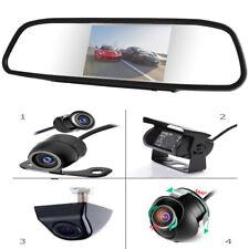 Rückfahrsystem Rückfahrkamera TFT Monitor Rückspiegel Innenspiegel Auto für mit