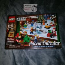 (RETIRED!) NEW [60155] LEGO CHRISTMAS THE ADVENT CALENDAR HAS 24 GIFTS LEGO SET