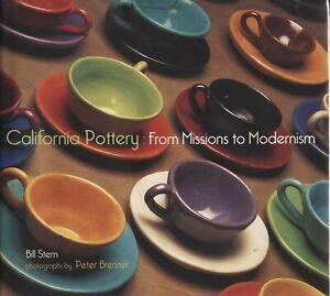 California Pottery Makers – Metlox Batcheleder Malibu Catalina Bauer Etc. / Book