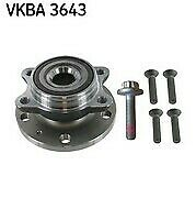 SKF Front Wheel Bearing Kit VKBA3643