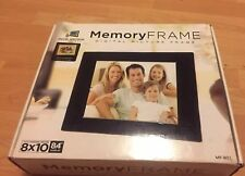 "NEW Digital Spectrum Mf-801 Memory Frame 8.4"" Lcd Hd Digital Picture Frame 8x10"