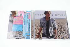 CODY SIMPSON COAST TO COAST WPZR-30416/7 CD JAPAN OBI A11502